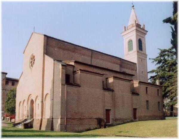 L'église de Santo Stefano à Bazano