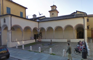 Church of Santo Stefano at Reggio Emilia