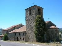 L'église paroissiale de San Martino in Rafaneto