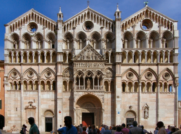 Le Dôme de Ferrara