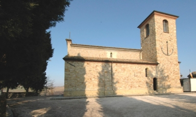 Parish Church of San Giovanni Battista at Contignaco