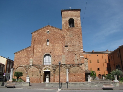 Cathedral of San Vicinio at Sarsina