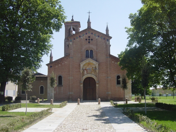 The Parish Church of SS. Faustino and Giovita