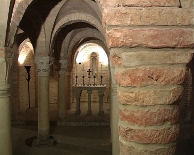 The Crypt of San Zama