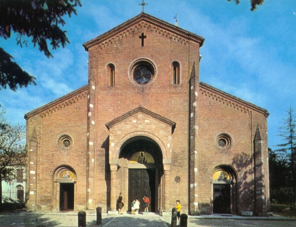 The Parish Church of San Guastalla