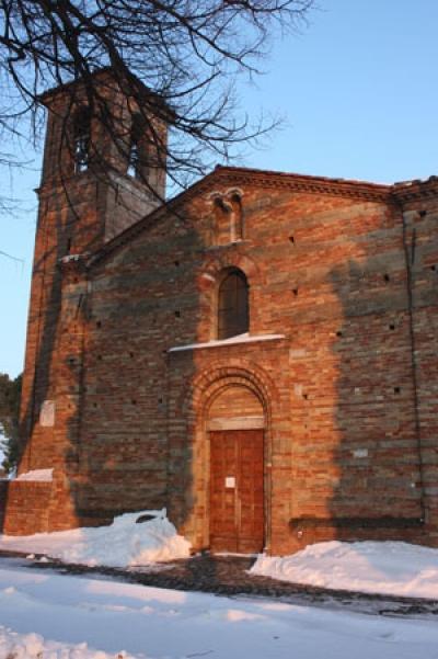 L'église paroissiale de San Giovanni in Compito