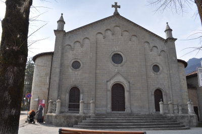 The Parish Church of San Silvestro at Fanano