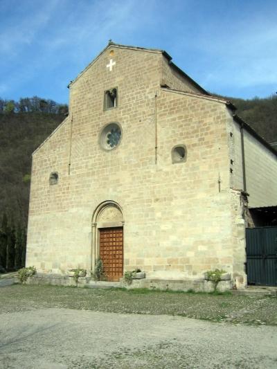 La Pieve di San Lorenzo di Panico