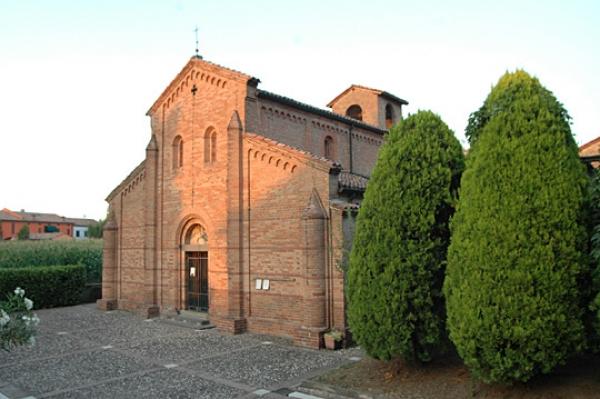 Oratoire de San Giorgio à Guastalla
