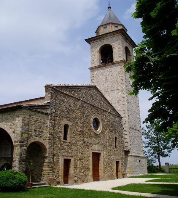 Parish Church of Sant'Ambrogio at Bazzano