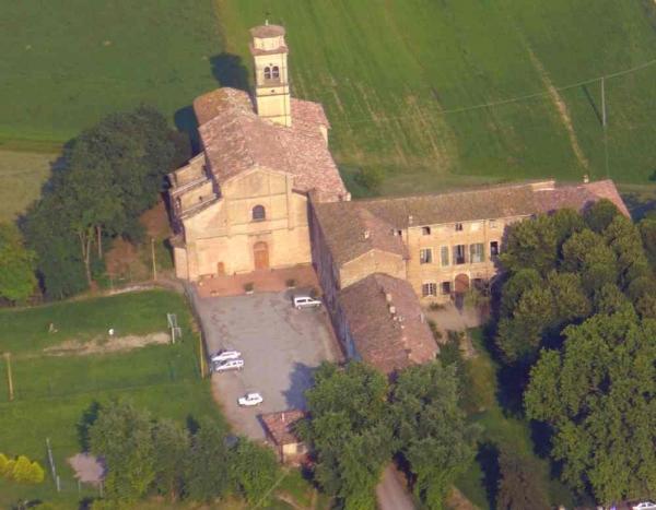 Abbey of Santa Maria Assunta at Castione Marchesi