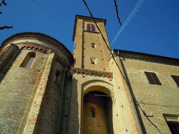 The Abbey of Santa Maria Assunta at Monteveglio