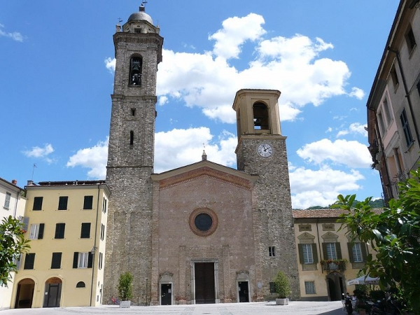 Duomo of Bobbio