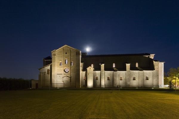 L' abbaye de San Bernardo