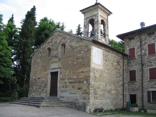Parish Church of San Bartolomeo di Paullo at Casina