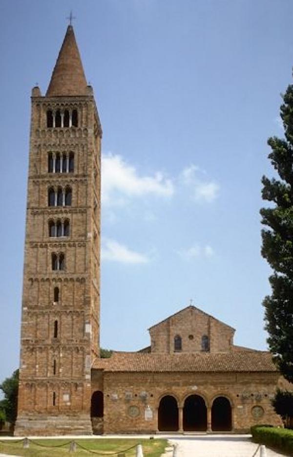 L'abbaye de Pomposa