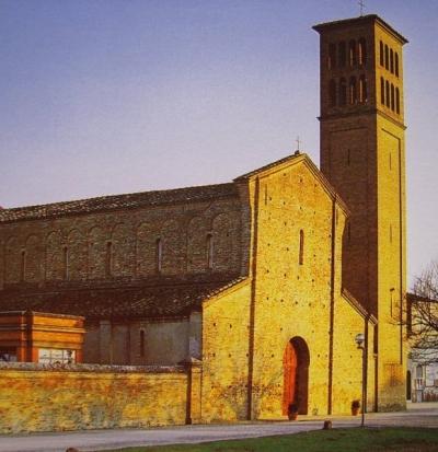 L'église paroissiale San Pancrazio Russi