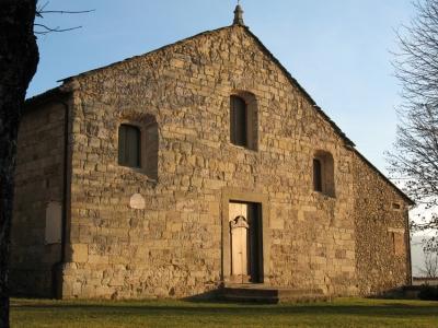 Eglise paroissiale de San Giovanni Battista à Renno