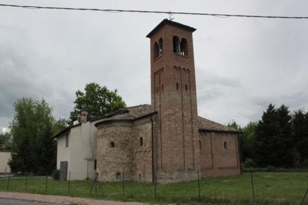 Church of SS. Simone and Giuda at Sanguinaro di Noceto
