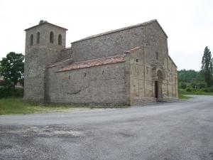 L'église paroissiale de San Pietro in Messa