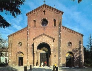 Basilica della pieve di San Guastalla
