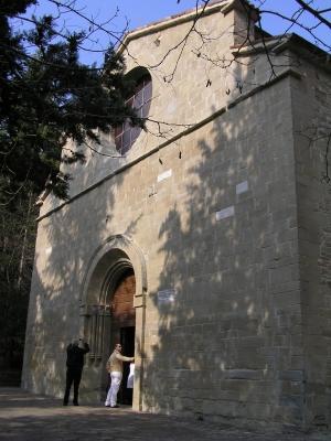 The Abbey of Sant'Ellero at Galeata