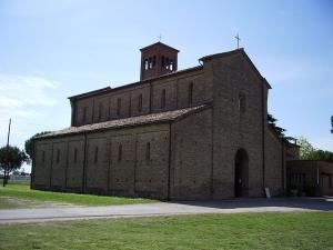 L'église paroissiale de Santo Stefano Tegurio