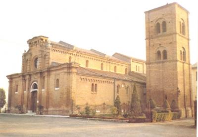 The Parish Church of Santa Maria della Neve at Quarantoli di Mirandola