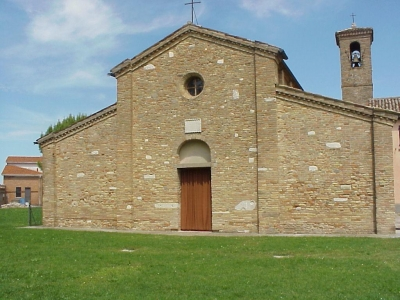 Parish Church of Santo Stefano at Pisignano